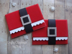 These adorable gift card holders are on Etsy.