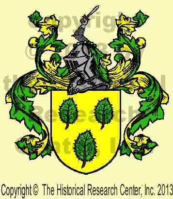Clark Coat of Arms
