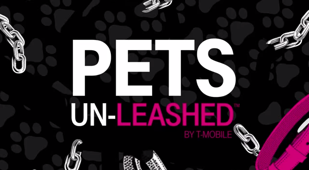 T-Mobile pets unleashed