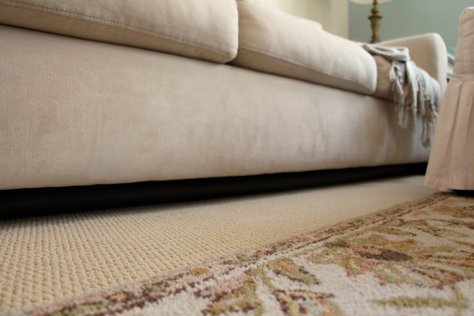 Couch Dust Cover
