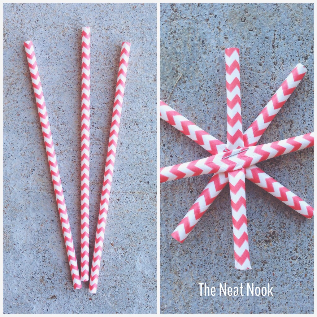 paper straw how to