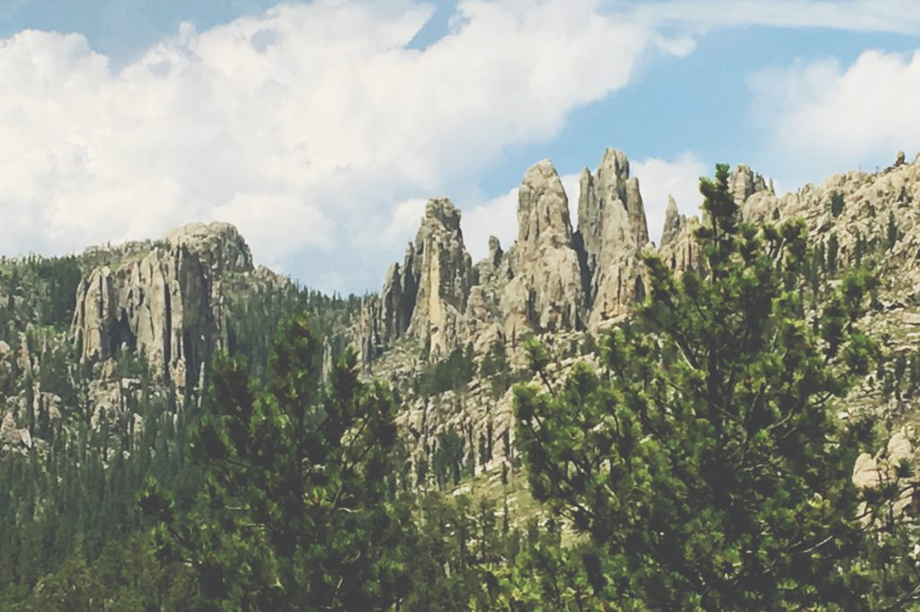 Needles Highway_Cathedral Spires