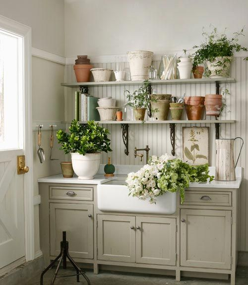 beautiful-potting-area