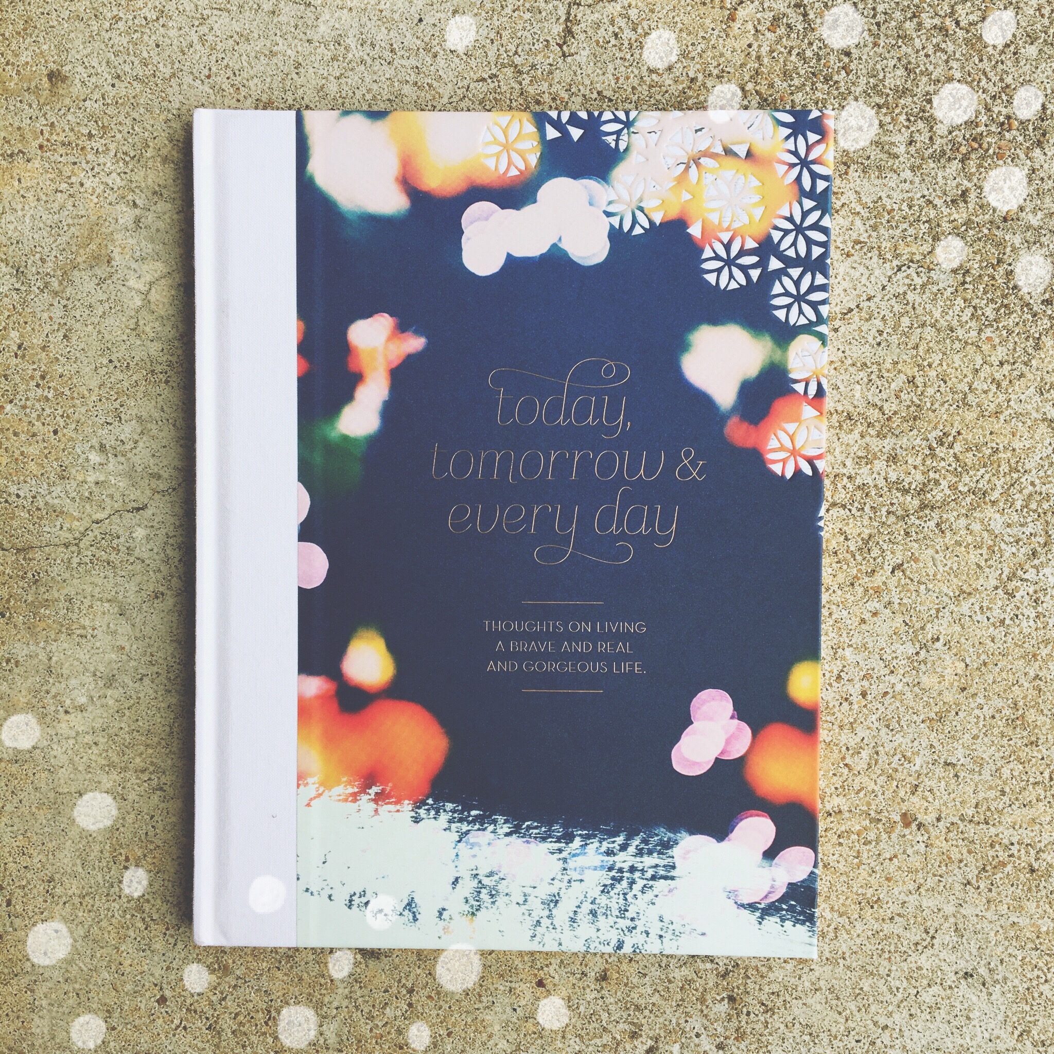 Book: Today, Tomorrow and Every Day